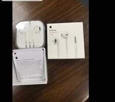 100% APPLE PIETON ORIGINAL EARPHONE ECOUTEUR EARPODS iphone 5 6 iPad pack 2018