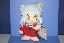 "InuYasha Inu Yasha Ufo Plush Doll Banpresto Japan 8.4"" #1"