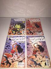 Wonder Woman Comic Book Lot