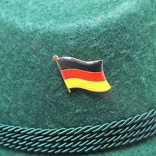 German Flag Oktoberfest Hat Pin