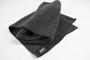 LEE 24431 Unisex ONE SIZE Polyester Fleece Grey Scarf 30957_JS