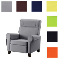 Custom Made Cover Fits IKEA Muren Recliner, Replace Armchair Cover