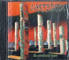 CARPEDIEM The Paralysed Years CD NEW Sealed