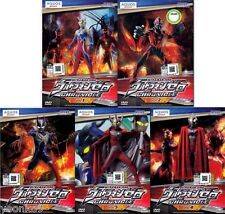 DVD Ultraman Zero : The Chronicle Vol 1-5 (  Ep 1-10  ) - English Sub (Express)