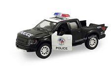 Kinsmart Ford 2013 F-150 SVT Raptor Pickup Truck 1:46 diecast model Police K124