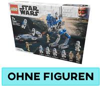 Lego Star Wars 75280 - Clone Troopers der 501. Legion (OHNE FIGUREN & WAFFEN)