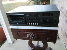 Vintage HI-End Tape Deck Technics RS-673  well made!  23 pounds!! Multi Voltage
