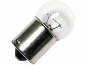 For 1973 Fiat 128 License Light Bulb 41979ZH Standard Lamp - Blister Pack