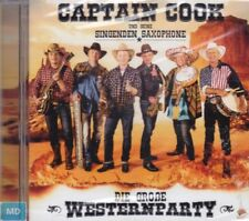 Captain COOK und seine singende Saxophone + CD + Die große Western Country Party