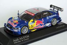 Minichamps 1/43 Audi A4 Red Bull DTM 2004 - Martin Tomczyk - Team ABT 400041406