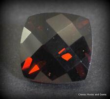 Pyrope Garnet Gemstone Pyrop Granat Edelstein 10,1ct