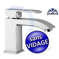 3S PAFFONI LEVEL LES071 CR MITIGEUR ROBINET LAVABO SANS VIDAGE MADE IN ITALY