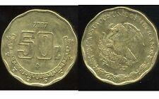 MEXIQUE  50 centavos  2007   ( bis )