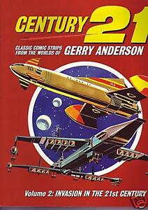 Century 21 Classic Comic Strips of Gerry Anderson Vol 2