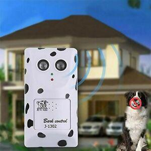 Ultrasonic Pet Dog Anti Barking Device Bark Stop Repeller **UK FAST POST**