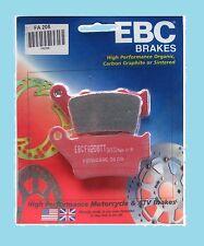 EBC FA208TT Carbon Brake Rear Pads KTM EGS EXC  EGS200  & EXC200     1998-03