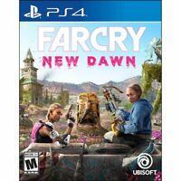 Far Cry: New Dawn -- Standard Edition (Sony PlayStation 4, 2019) PS4 NEW