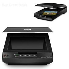 B11B198011 Perfection V600 Photo Scanner with Built-in Transparency Unit - NEW