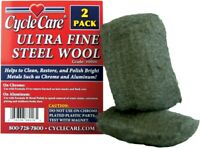 Cycle Care Steel Wool Ultra Fine Detailer