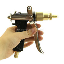 High Pressure Garden Car Spray Water Washing Gun Sprayer Cleaner Nozzle Adapter