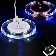 QI Wireless Caricabatterie Dock Carica Tampone per più Telefoni Samsung, Apple,