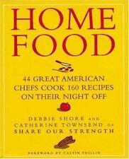 1995 1st Ed HC Home Food Cookbook, 44 American Chefs