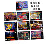 SNES Classic Mini Mod Awesome Games software via USB - Fast Delivery