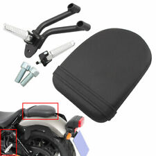 Rear Passenger Seat/&Bracket With Footpegs For Honda 2017-2018 Rebel CMX 300 500
