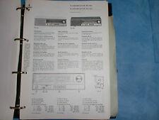 Siemens Service Manual RADIO RD 10 molto altro: 1 pezzi scegliere/CHOOSE 1 piece!!!
