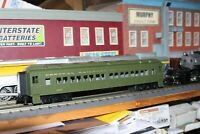 Rail King by MTH O Gauge 60' Madison Coach car NIB # 30-69012 Jersey Central