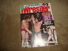 THE WRESTLER 7/1976 andre the giant/terry funk/ric flair new york msg debut