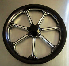 "Jr. Dragster 16"" Intimidator Front Wheels(set of 2) w/Tires & Tubes Mounted NEW!"