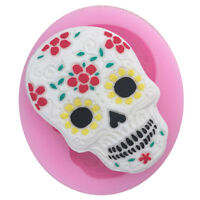 Friend Sweet Spirits Cookie Cutters Day of the Dead Muertos Sugar Skull Mol Y7T7
