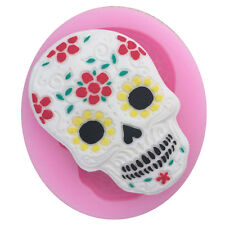 Friend Sweet Spirits Cookie Cutters Day of the Dead Muertos Sugar Skull Mold New