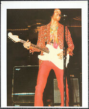 JIMI HENDRIX POSTER PAGE . 4 DECEMBER 1967 NEWCASTLE CITY HALL CONCERT . V11