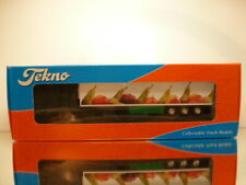 TEKNO HOLLAND THERMO KING COOLED TRAILER - GREENERY - 1:50 - EXCELLENT IN BOX