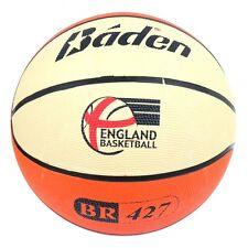 NUOVO Baden br427 Inghilterra Basket Replica Palla-Indoor Outdoor Taglia 7 Gomma