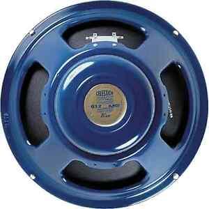"BRAND NEW Celestion Blue 12"" Alnico Guitar Amp Speaker 15 ohm"