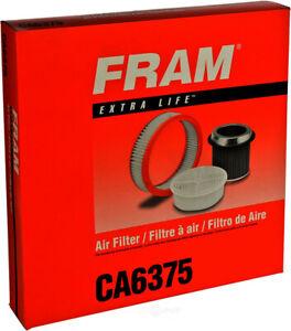 Air Filter-Extra Life Fram CA6375