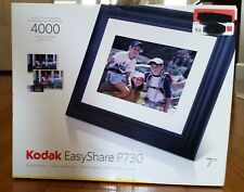 "Kodak EasyShare P730 7"" Digital Picture Frame"