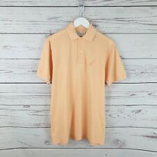 LAlpina Australian mens peach Polo Shirt Size XXL