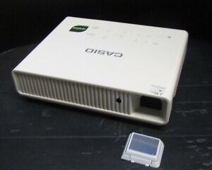 Casio XJ-M141 Lamp Free Laser LED Hybrid 2500 Lumens HDMI 6176 Hours Projector