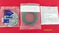 NEW AMAL MONOBLOCK FLOAT BOWL COVER W/SCREWS & GASKET 376/077 376/079 376/O78