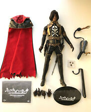 "SALE!!! HOT TOYS CAPTAIN HARLOCK SPACE PIRATE - LIMITED 1:6 12"" USED"