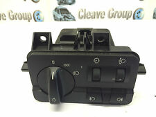 BMW 3 Series E46 used Headlamp switch with front fog lamps