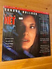 THE NET (Sandra Bullock & Jeremy Northam) Laserdisc *Good condition*