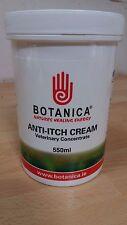 Botanica Anti-Itch Cream 550ml Natural Herbal  Cream
