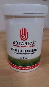 Botanica Anti-Itch Cream 550ml Natural Herbal  Skin Cream