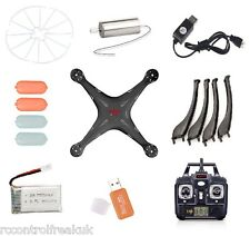 Syma X5SC Quadcopter Blades, Battery,  Charger, Frame, Motor -ALL Spare Parts