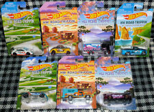 Voitures de courses miniatures Hot Wheels 1:64